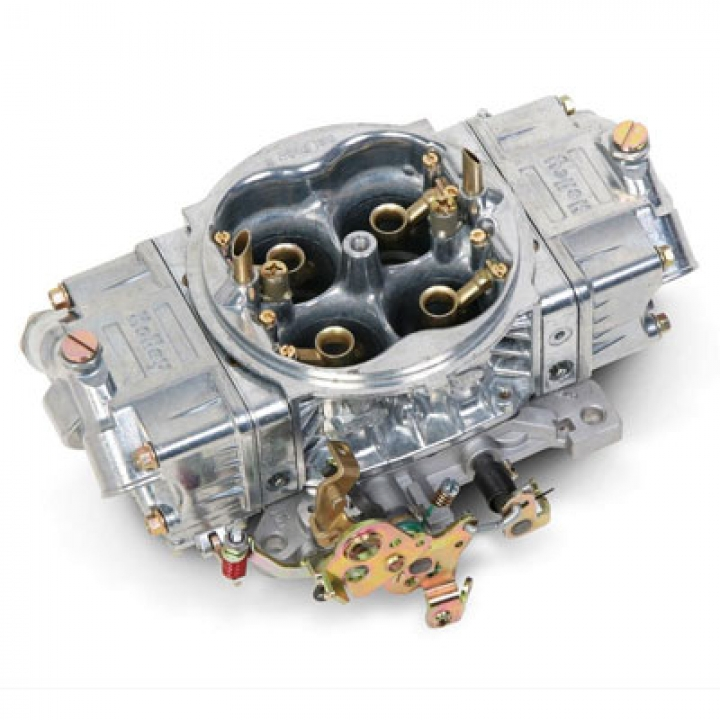 Carburetor Rebuilding
